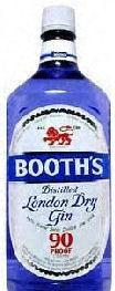 Booths Gin London Dry